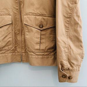 J. Crew Jackets & Coats - J. Crew New York Sportsmen's Canvas Coat Khaki